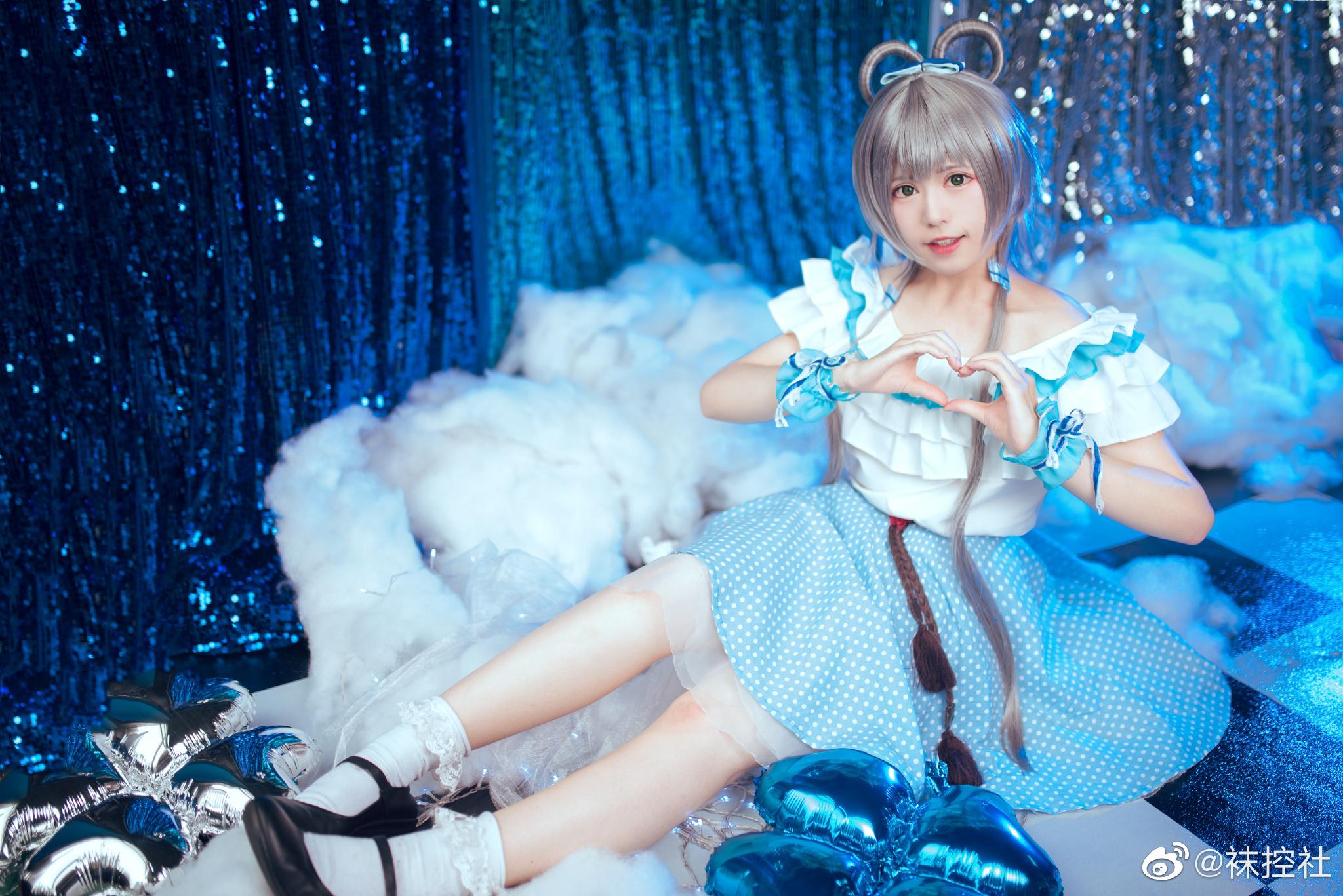 【美女图片】丝袜、大长腿、coser、萌妹与欧派第十期
