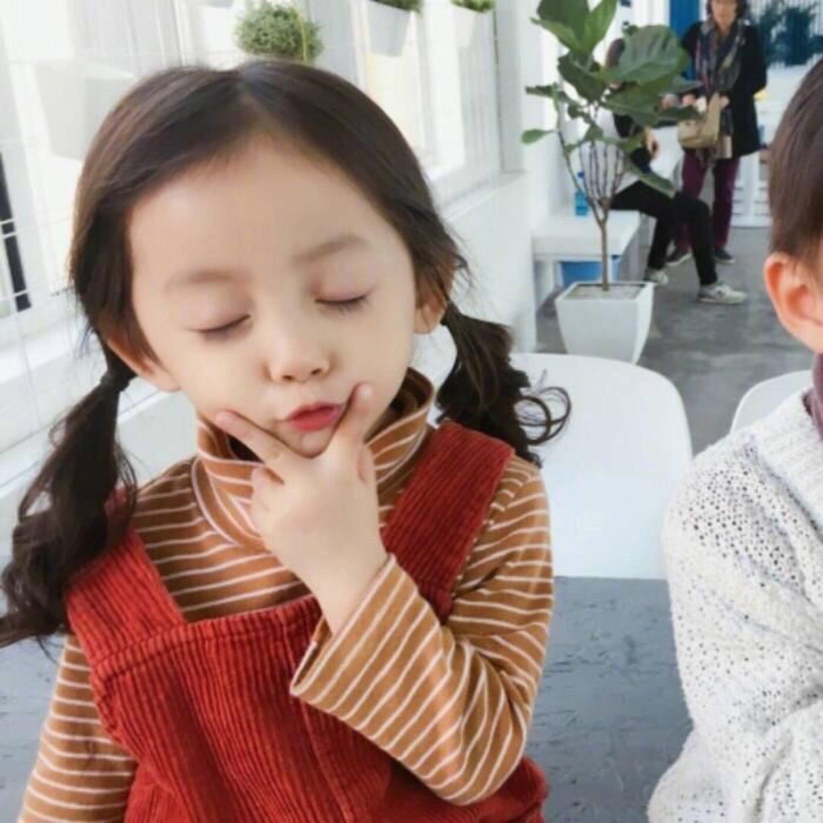 可爱小孩高清情侣头像 第16张