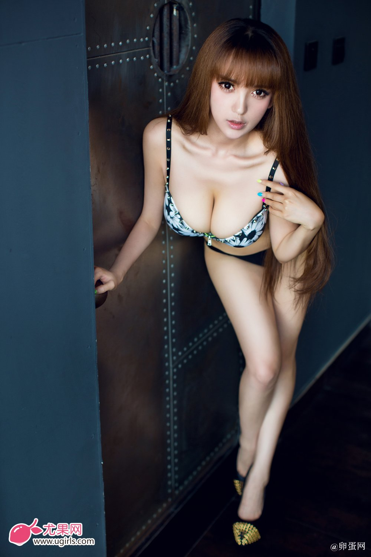 [Ugirls尤果网]2014-07-08 E023 清纯可人 小潘鼠 节操写真馆 热图29