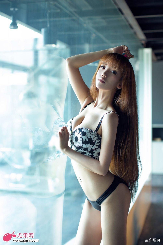 [Ugirls尤果网]2014-07-08 E023 清纯可人 小潘鼠 节操写真馆 热图25