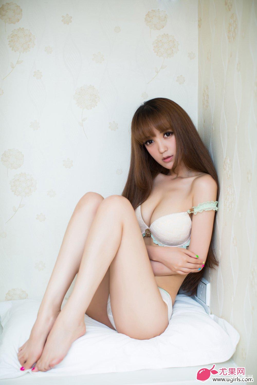 [Ugirls尤果网]2014-07-08 E023 清纯可人 小潘鼠 节操写真馆 热图5