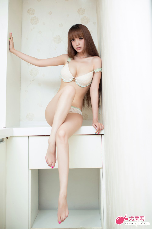 [Ugirls尤果网]2014-07-08 E023 清纯可人 小潘鼠 节操写真馆 热图4