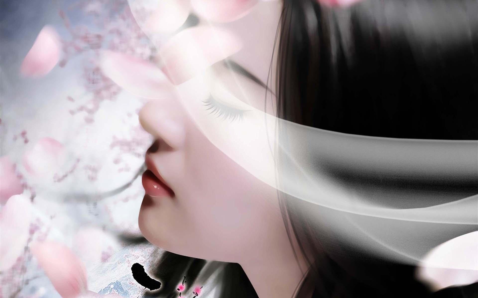 刘亦菲唯美高清桌面壁纸 三生三世十里桃花刘亦菲唯美高清壁纸 高清壁纸 第14张