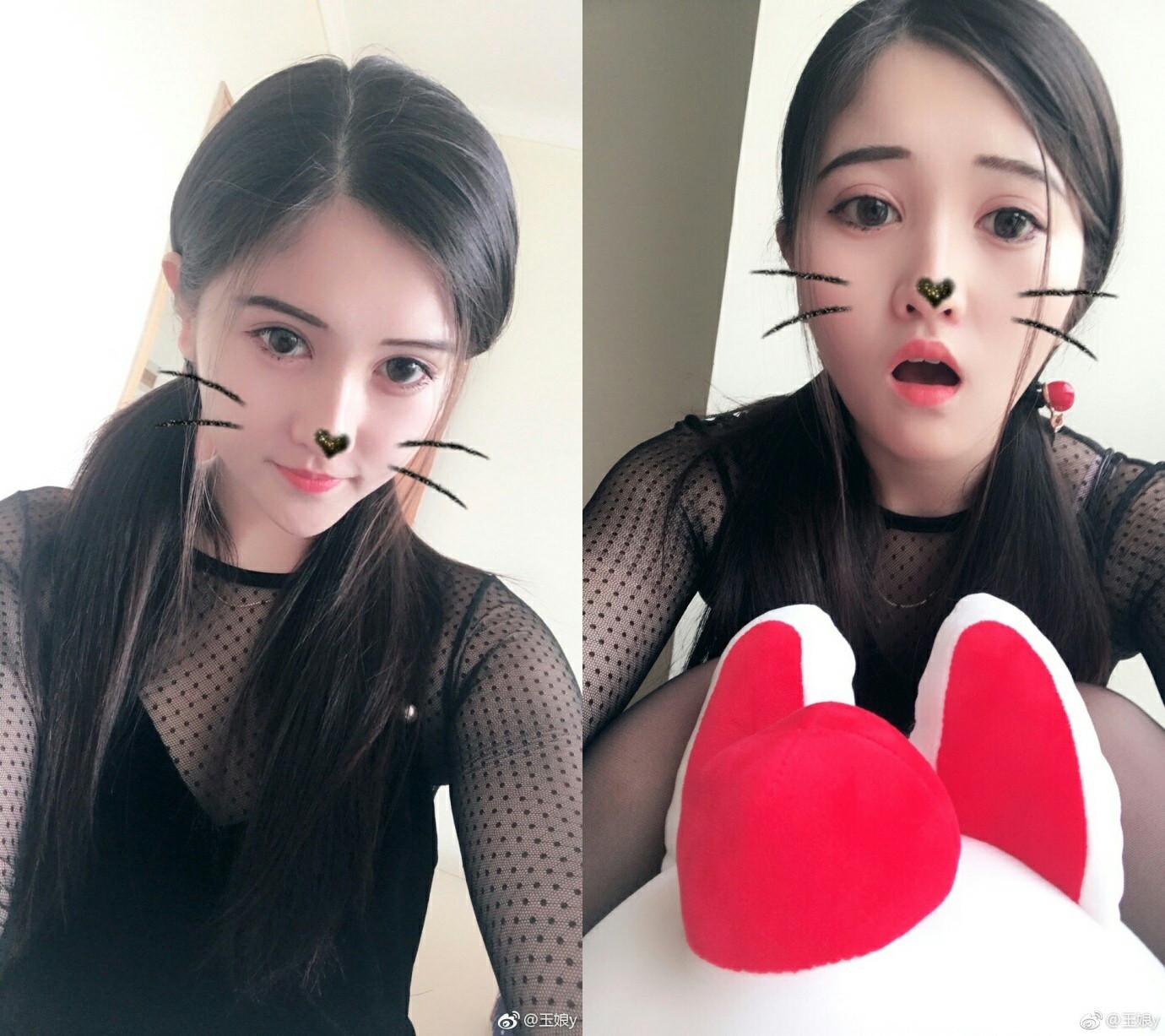 微博红人丨「小玉娘y」美图赚赚最新合集包(20V)
