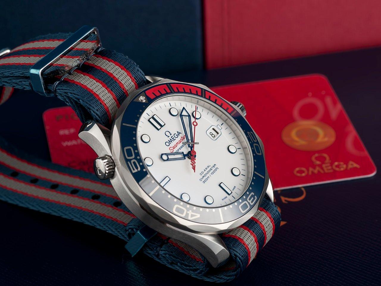 高仿瑞士欧米茄OMEGA手表海马系列指挥官机械男表212.32.41.20 04.001官方图片