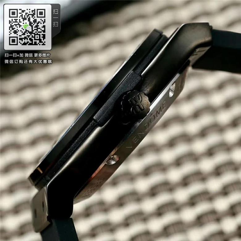 高仿宇舶男表 HUBLOT精仿手表Big Bang腕表碳纤维大爆炸表盘43mm图片