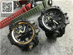 精仿卡西欧G-SHOCK系列GWG-1000DC-1A5腕表 ☼