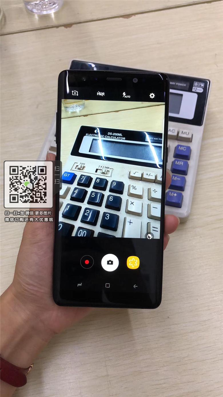 高仿三星note9手机图片