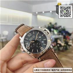 高仿沛纳海LUMINOR系列PAM 00356腕表 ☼