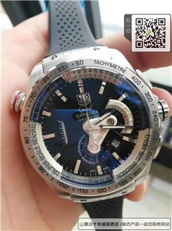 高仿泰格豪雅超级卡莱拉系列男表 高仿CAV5185.FT6020手表 ☼