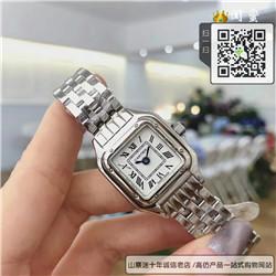 精仿卡地亚PANTHÈRE DE CARTIER系列女表 精仿WSPN0007手表 ☼