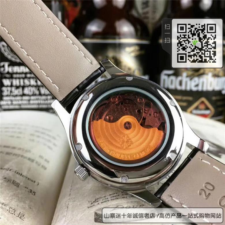 精仿百达翡丽古典表系列男表  复刻5296R-001手表图片