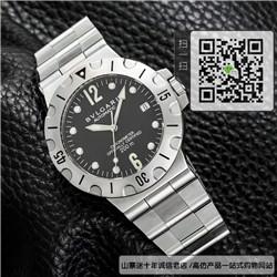 精仿宝格丽BVLGARI系列男表 精仿自动机械SD38S手表 ☼