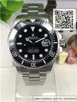 精仿劳力士潜航者型系列男表 复刻116610LN-97200 黑盘手表(黑水鬼) ☼ 8