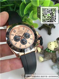 复刻版劳力士宇宙计型迪通拿系列男表 高仿m116515ln-0013手表 ☼