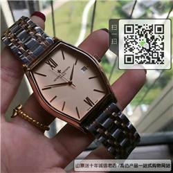 高仿江诗丹顿男士手表精钢表带机械表40MM ☼