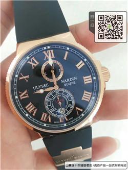 精仿雅典表航海系列男表 精仿266-67-3/43手表 ☼
