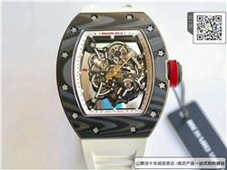 高仿里查德米尔男士系列手表  高仿RM 055 NTPT手表 ☼