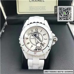 复刻版香奈儿J12系列女表 复刻H0970手表 ☼