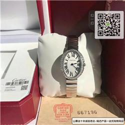 高仿卡地亚浴缸系列女表 高仿WB520006手表 ☼