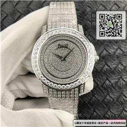 高仿伯爵非凡珍品系列女表 高仿G0A38021手表 ☼
