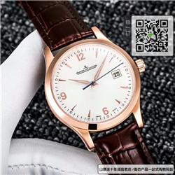 高仿积家大师系列男表  高仿Q1398420手表 ☼
