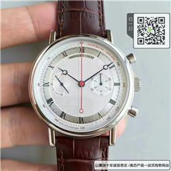 复刻版宝玑经典系列男表  复刻5287BR/12/9ZU手表 ☼