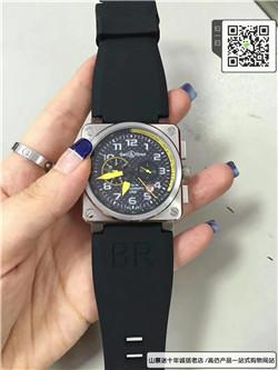 高仿柏莱士INSTRUMENTS系列男表  高仿BR 03-94 RS17手表 ☼