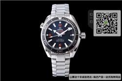 高仿欧米茄海马系列男表 高仿215.30.44.21.01.002手表 ☼