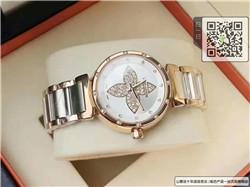 高仿Louis Vuitton路易威登Idylle Blossom系列女表精钢手表 ☼