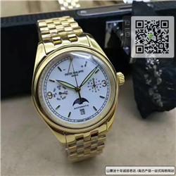 复刻版百达翡丽复杂功能计时系列男表  复刻5146/1J-001手表 ☼