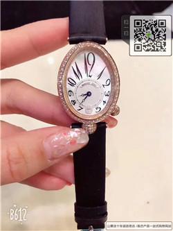 精仿宝玑那不勒斯皇后系列女表  精仿8918BR/58/864 D00D手表☼