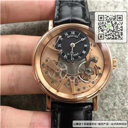 精仿宝玑传世系列男表  精仿7057BR/R9/9W6手表☼