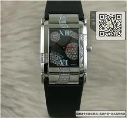 复刻版百达翡丽TWENTY~4系列女表  复刻4910G 白金手表☼