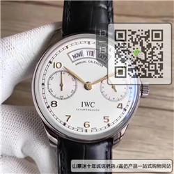 高仿IWC万国表葡萄牙系列男表  高仿IW503502手表☼