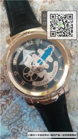 高仿雅典表奇想系列男表  高仿026-88手表☼