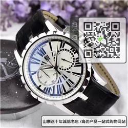 精仿罗杰杜彼Excalibur系列男表  精仿RDDBEX0266手表☼