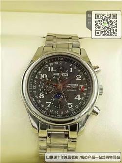 复刻版浪琴制表传统系列男表  精仿L2.673.4.78.6手表☼