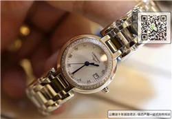 精仿浪琴优雅系列女表  精仿L8.112.0.87.6手表☼