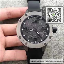 复刻版里查德米尔男士系列男表  复刻RM 033 Ti手表☼