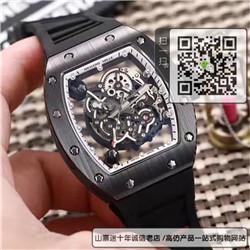高仿理查德·米勒机械男表  高仿RM055手表☼
