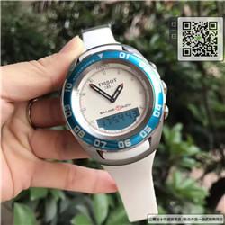 高仿天梭触屏系列男表  高仿T056.420.17.016.00手表☼