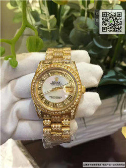 高仿劳力士星期日历型系列女表 高仿m118388-0043手表☼