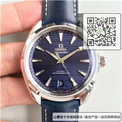 复刻版欧米茄海马系列男表  复刻220.10.38.20.03.001手表☼