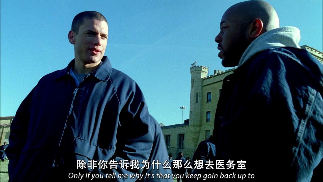 2005-2017高分美剧《越狱1~5季合集》 HD1080P 高清下载