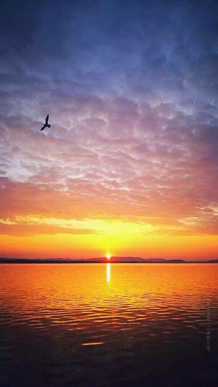 早安心情简短句子200318:风光尽在你眼里,天地不如你怀里