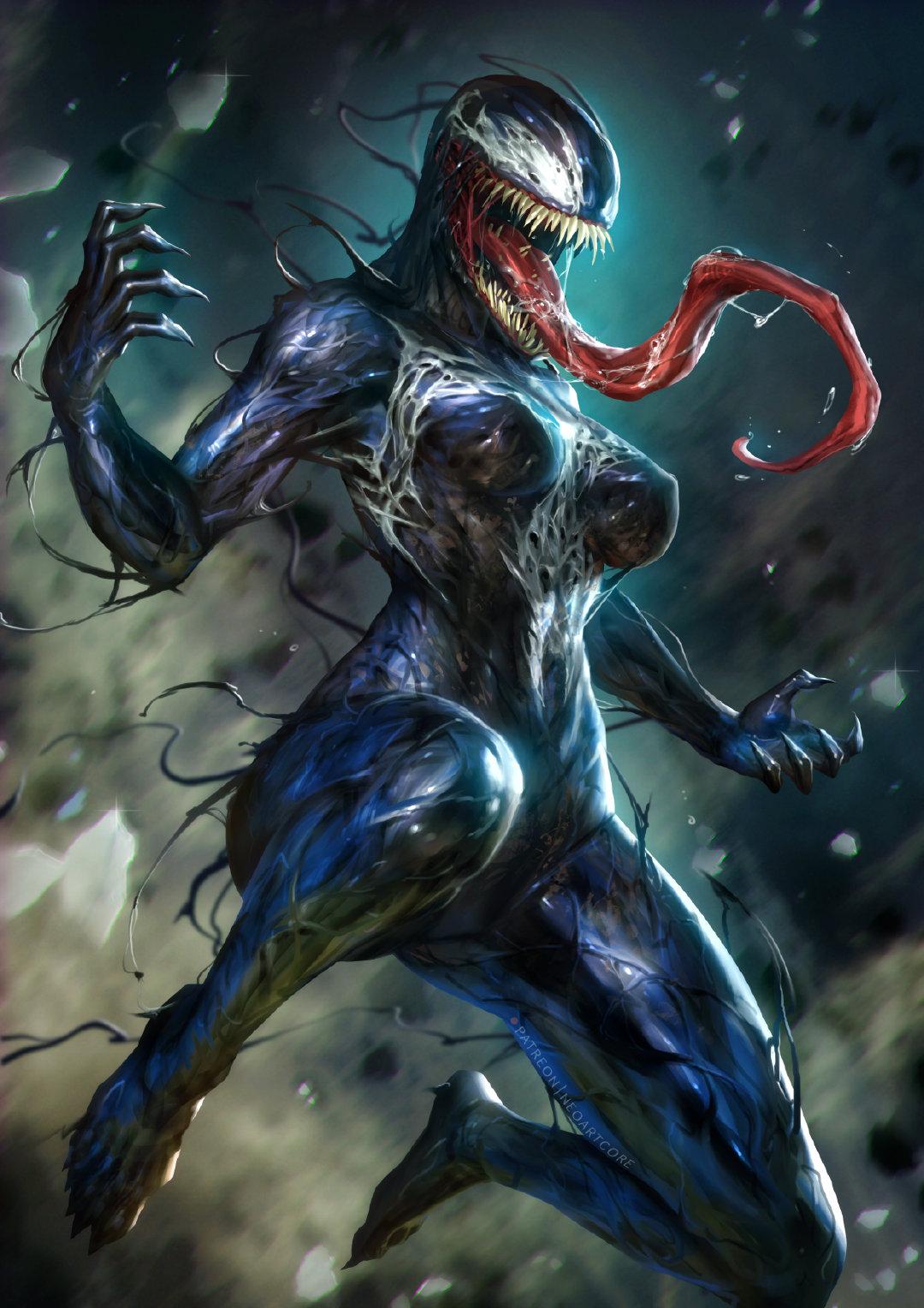 She Venom-毒液
