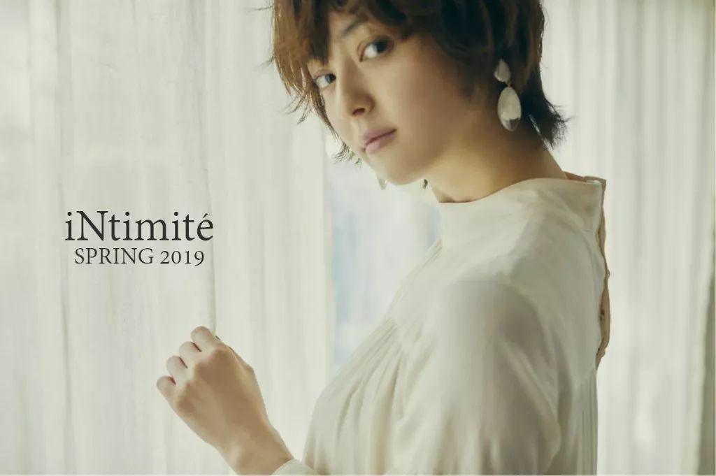 佐佐木希「 iNtimité 2019 SPRING」-有意思吧