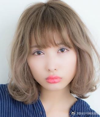 发量少的女生适合什么发型?九款时尚烫发最显丰盈 服饰潮流 图4