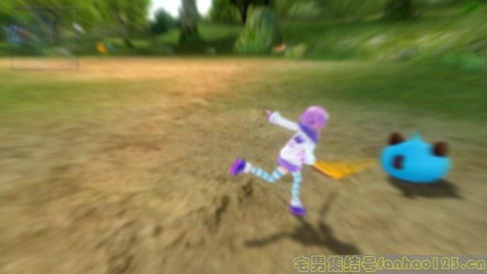 【游戏资讯】《超次次元游戏战机少女重生1》一起妮普妮普、拯救游汐叶界